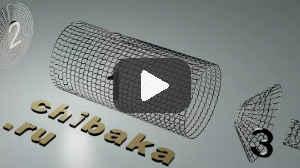 Как сделать корчажку (видео)